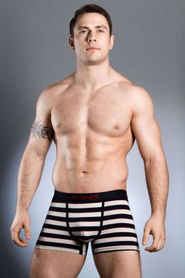 Jockey Aspen Lodge Stripe Trunk