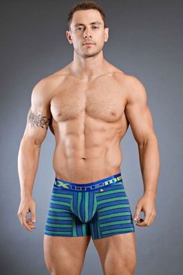 Xtremen Boxer Brief 51347