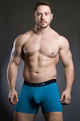 Pull In Master Unis Guatemala Boxer Brief