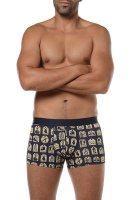 HOM Barber Shop Boxer Brief