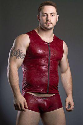 Body Art Orea Zip Vest