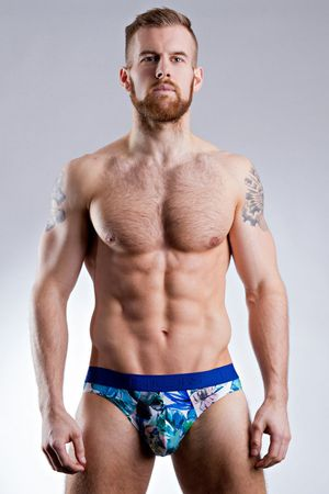 HOM Aquarelle Micro Briefs