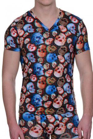 Bruno Banani 3-D V-Shirt