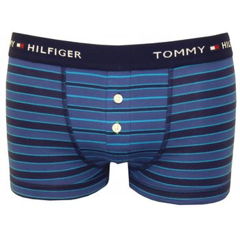 Tommy Hilfiger Safford Stripe Button Fly Boxer Trunk