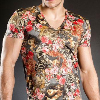 Body Art Danakos V-Shirt