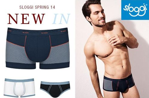 Sloggi Spring 14 Collection For Men