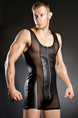 Body Art Flerio Zipped Pant Body