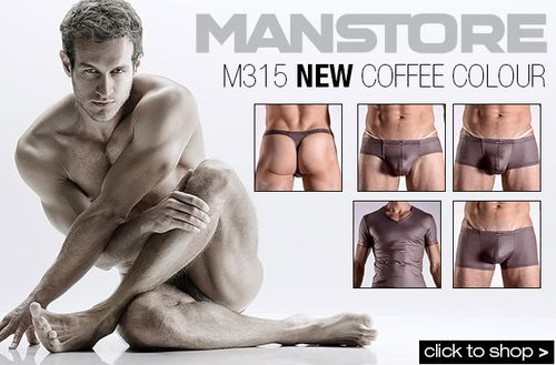 MANStore M315 Coffee Colour Collection