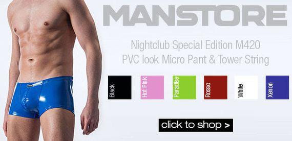 MANStore Nightclub Special Edition M420