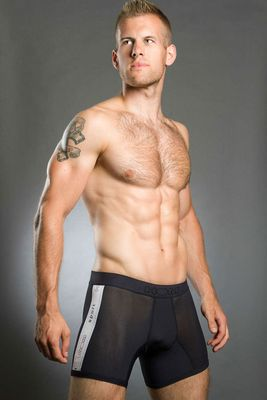 HOM Sport Adaptive Long Boxer Brief