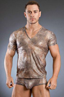 Body Art Kea V-Neck T-Shirt