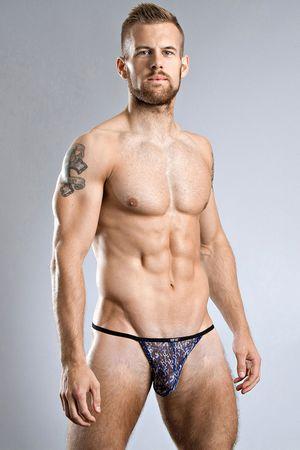 Body Art Simi Mini String
